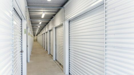 Indoor, climate controlled storage units at Secure Self Storage II in Monroe, MI.