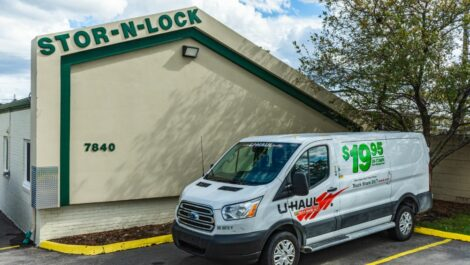 Stor-N-Lock Self Storage U-Haul available for rent.
