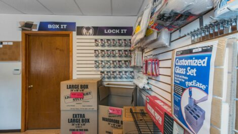 National Storage Centers - Sparta packing supplies for sale.