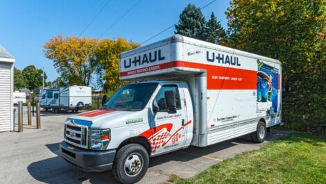 National Storage Centers - Sparta U-Haul available.