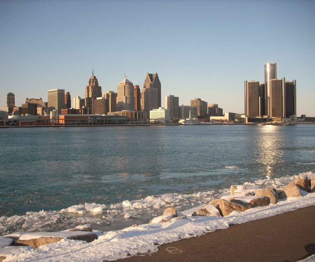 Detroit attractions