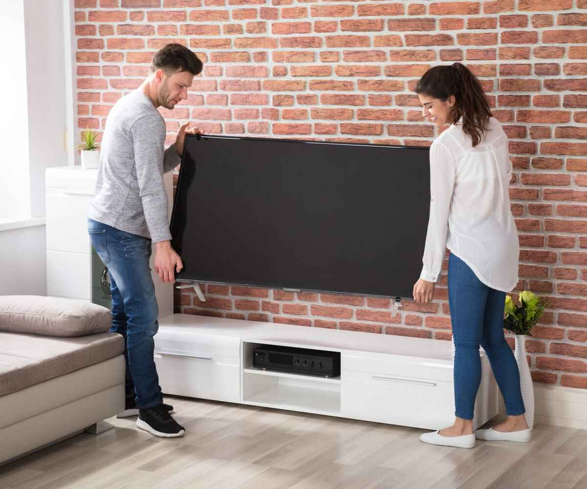 moving a tv