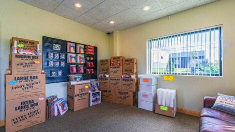 National Storage Centers - Grand River Lyon packing supplies for sale.